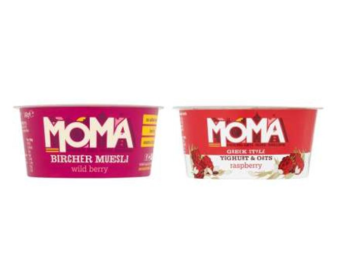 Free Moma Yoghurt