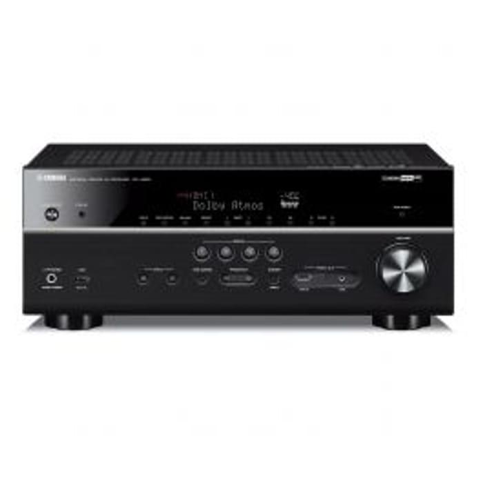 Yamaha RXV683 (Black) AV Receiver