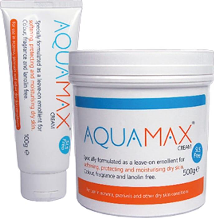 FREE Aquamax Family Cream Sample