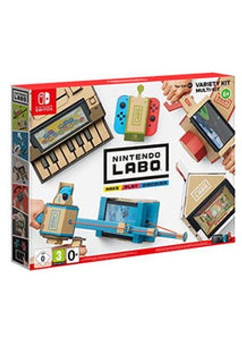 Nintendo Labo Price and Stock Checker