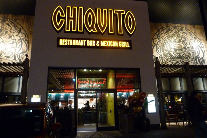 50% off Main Meals at Chiquito Restaurant, Bar & Mexican Grill