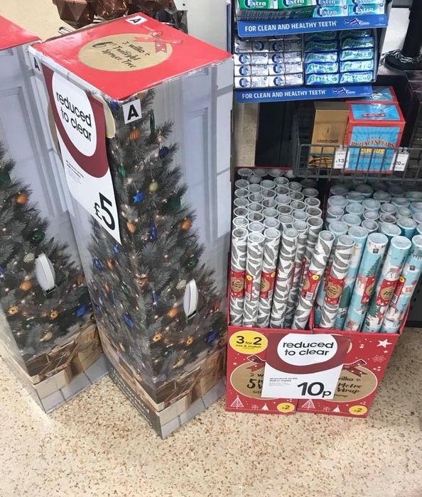 Wilko Christmas Stock Now Just 10p (In-Store)