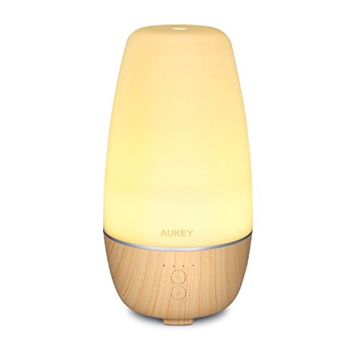 65% off Essential Oil Aroma Diffusers at Amazon