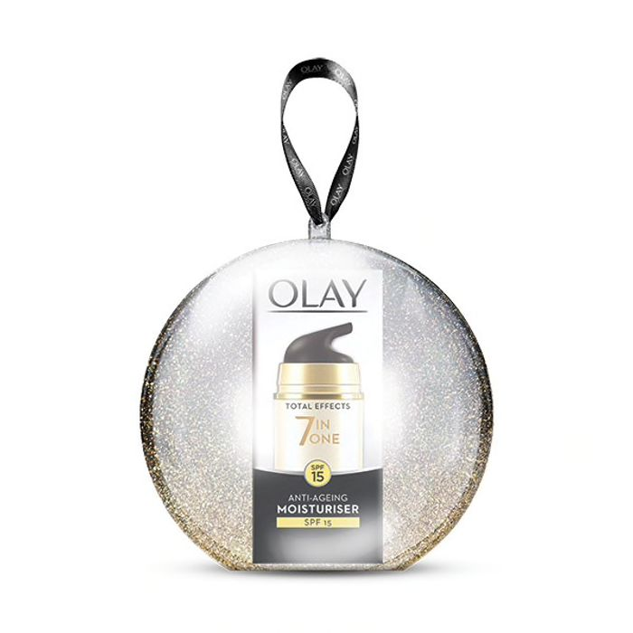 Olay Total Effects Day Cream SPF15 15ml Bauble