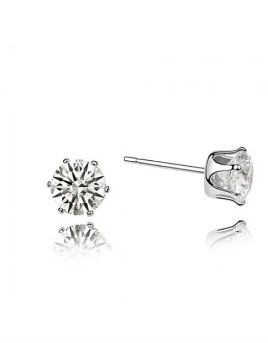 Swarovski Earrings worth £40 for FREE (Excludes P&P)