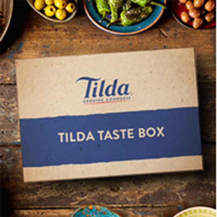 FREE Recipes from Tilda (Plus Win A FREE Taste Box)