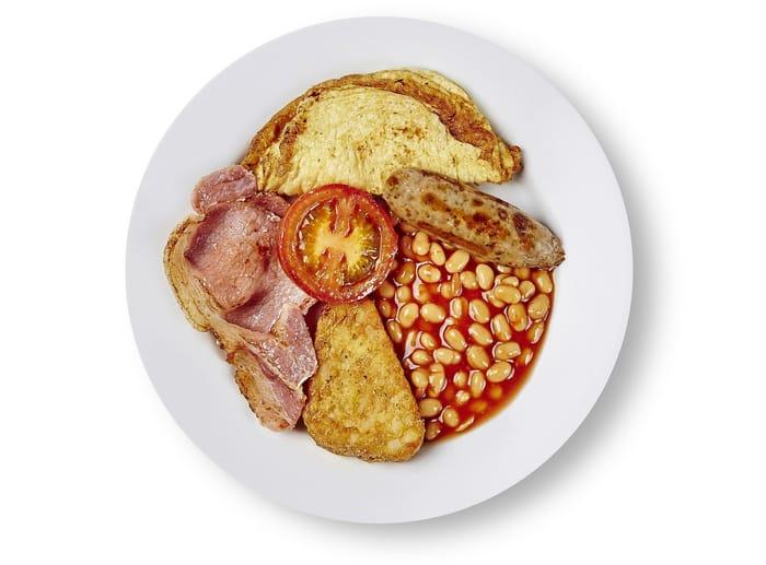6 Item Breakfast Only £1:50 for Ikea Family Members