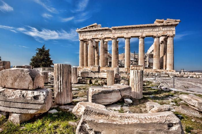 RETURN Flights to Athens from £35