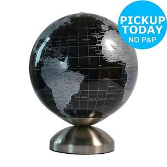 Light up Globe at Argos/ebay