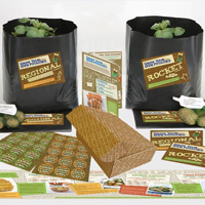 FREE Grow Your Own Potatoes Kit