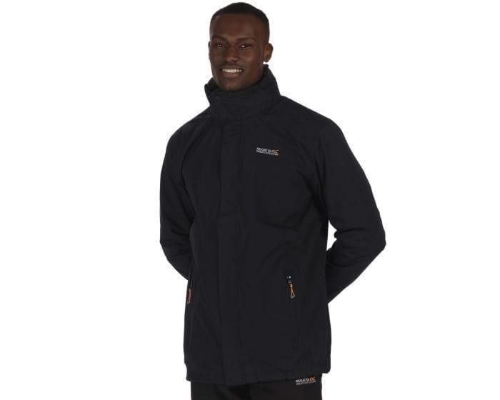 Telmar Waterproof 3 in 1 Jacket Black