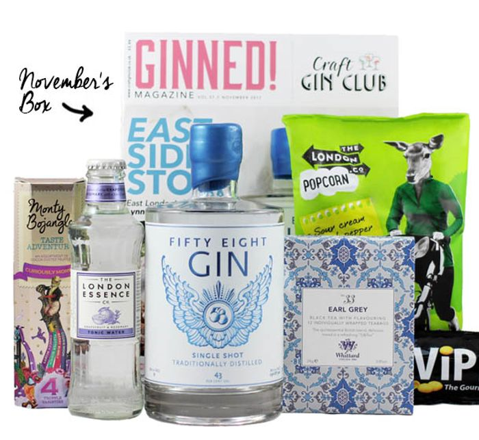 Get Your First Gin Box for £29