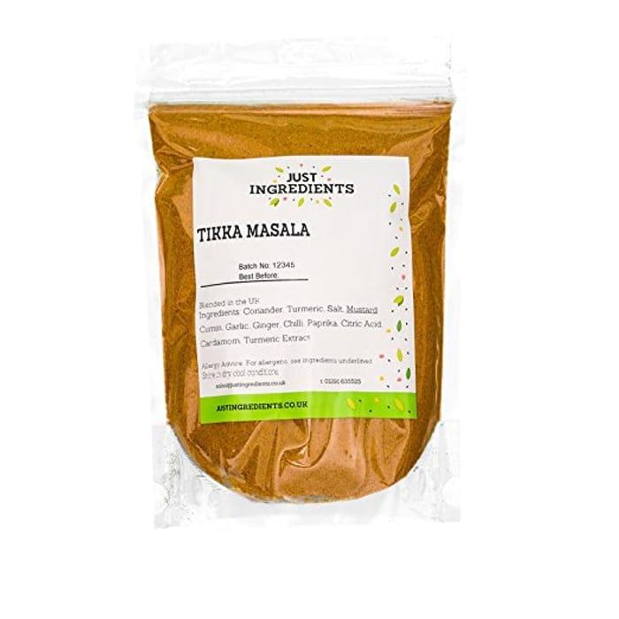 JustIngredients Premier Tikka Masala 100 G (Pack of 2)