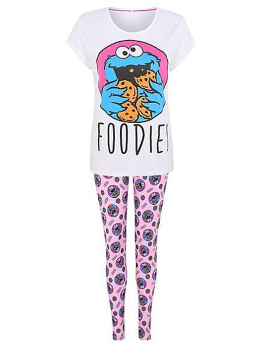 Cookie Monster Pyjamas