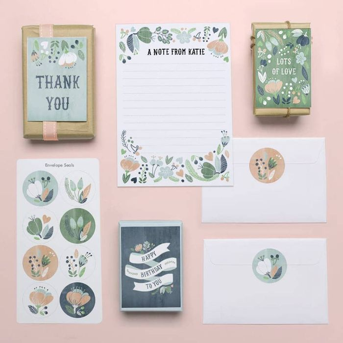 FREE Stationary Samples (Including 1x Personalised)