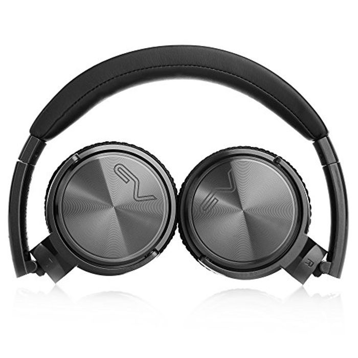 Wired On-Ear Foldable Stereo Headphones - Only £17.99!