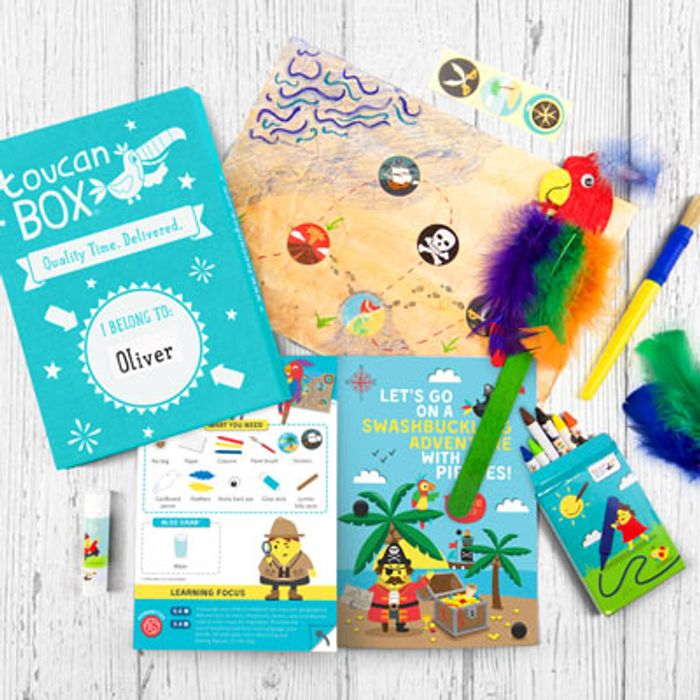 Free Kids' Activity Pack worth £5.95