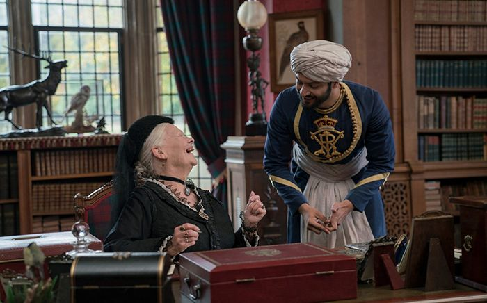 Win a Copy of Victoria & Abdul on DVD and a Copy of the Book