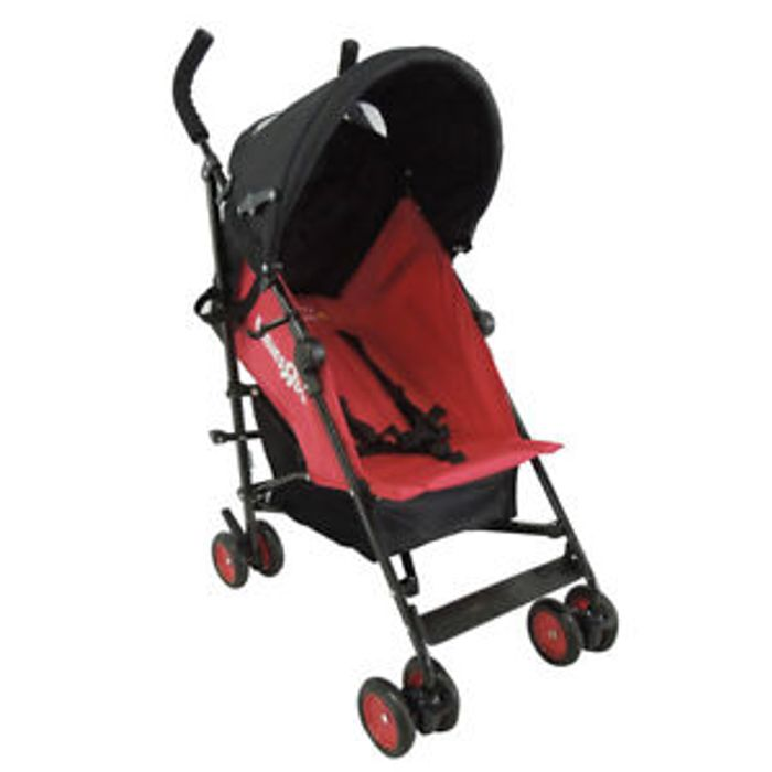 Red Stroller from Babies R Us at eBay