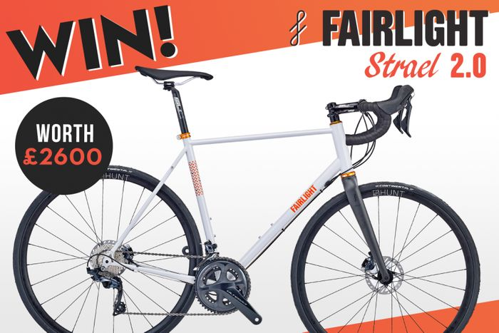 Win a Fairlight Cycles Strael 2.0 Ultegra Disc, worth £2,600