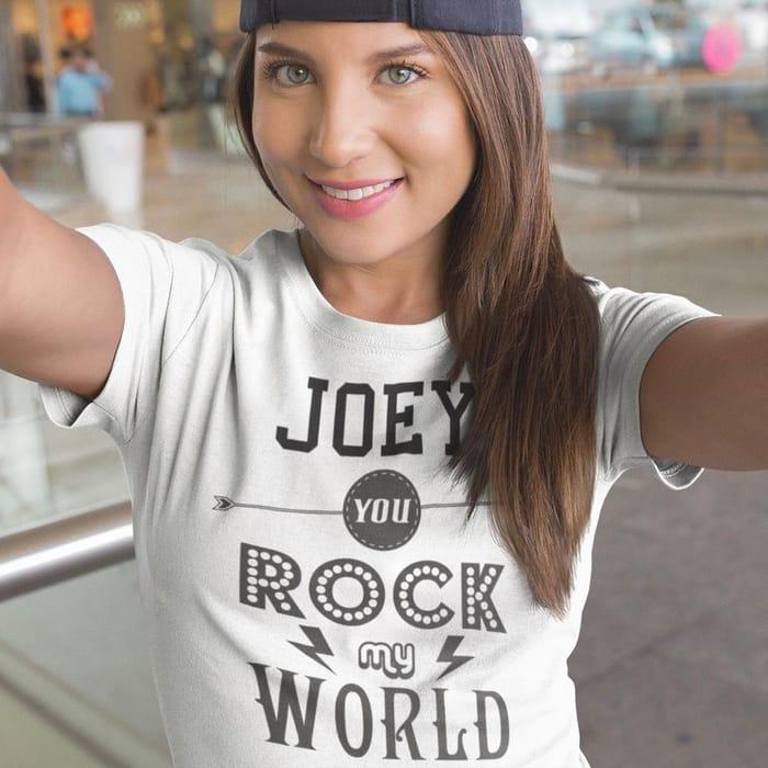 Free Customizable T-Shirt