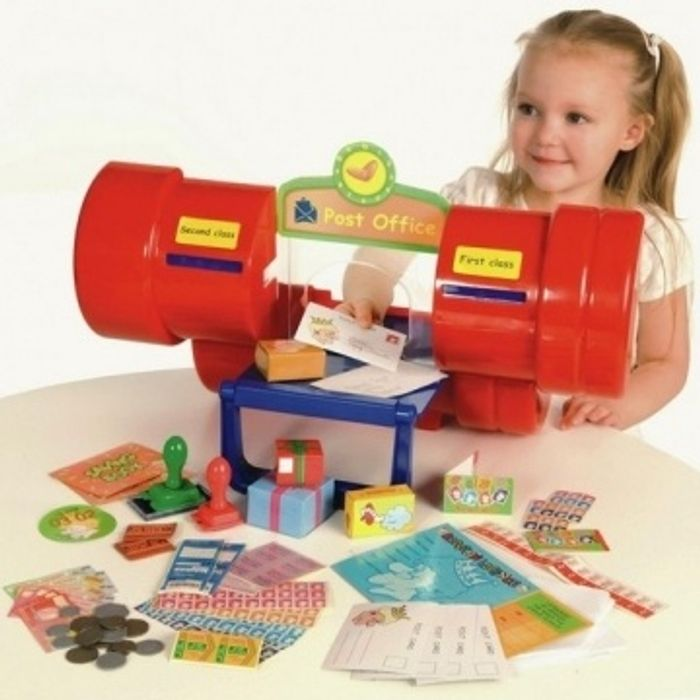 Chad Valley Post Office Playset for Only £11.99 at Argos