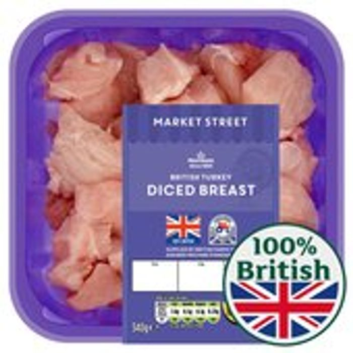 GLITCH? Morrisons Diced Turkey Breast 340g - £3 Each or 4 for £4?!?