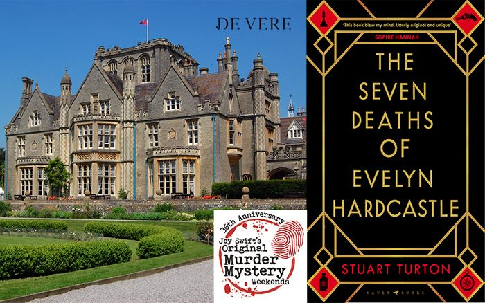 Win a Murder Mystery Weekend with Woman and Home Mag