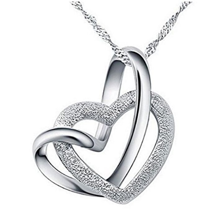 925 Silver Necklace. Gorgeous