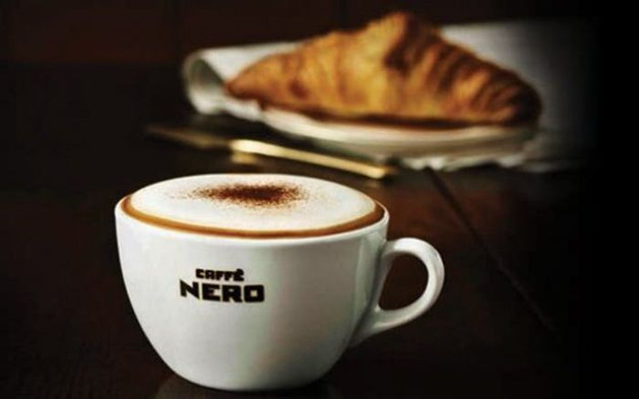 Free Free Coffee When You Buy Any Pastry At Caffè Nero O2