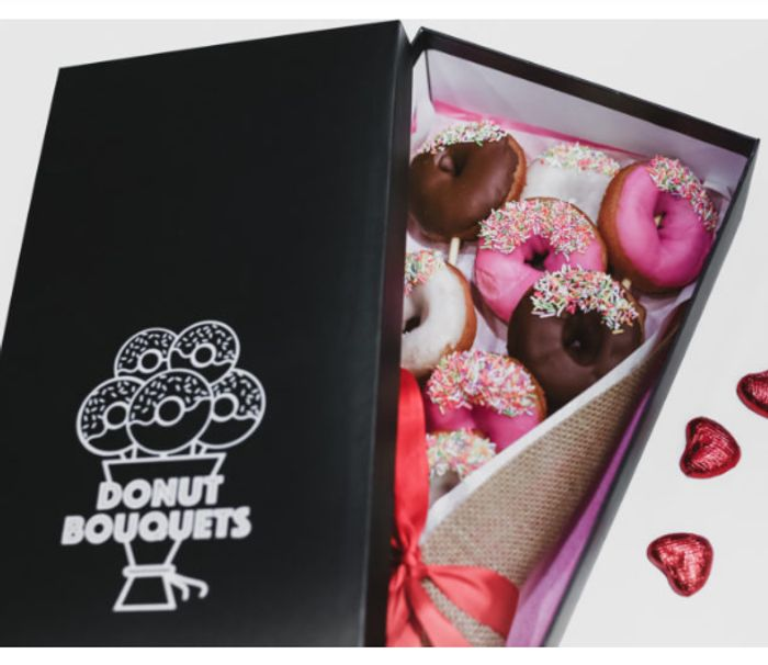 Donut Bouquets Because You Can T Eat Flowers London Only