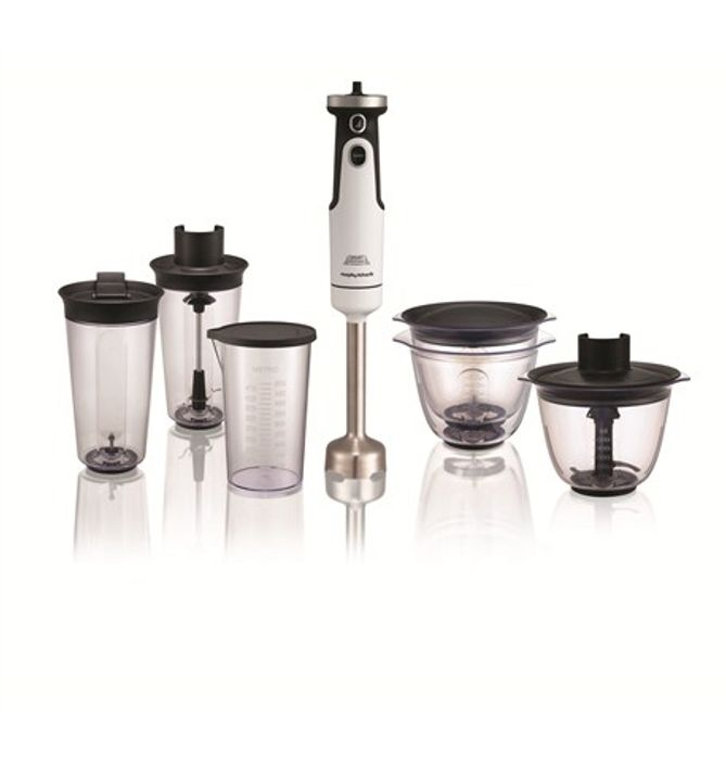 Total Control Hand Blender Prep Set