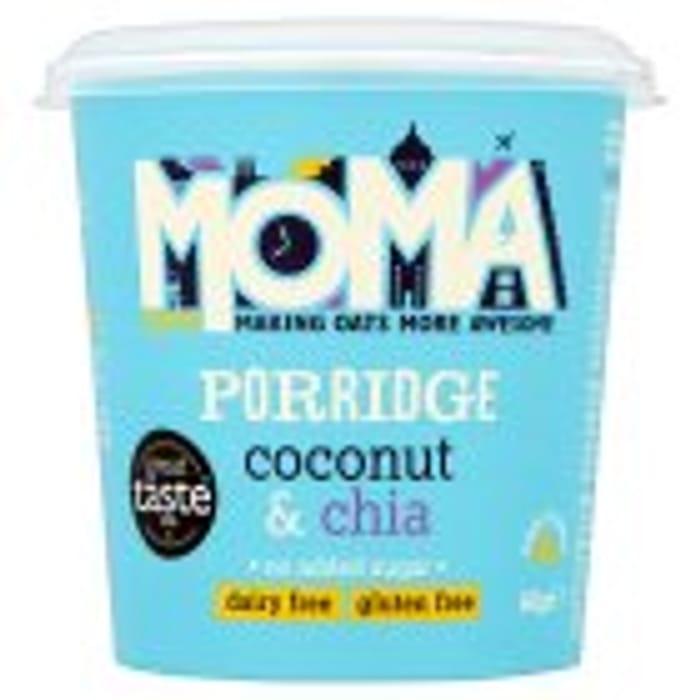 MOMA Coconut & Chia Porridge Pot