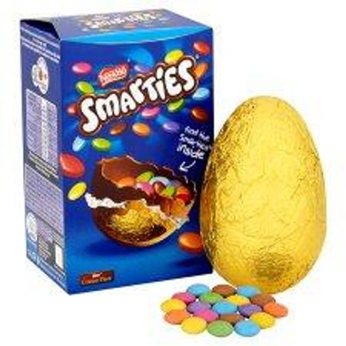 Buy 2 Get 2 Free on Tesco Medium-Sized Easter Eggs