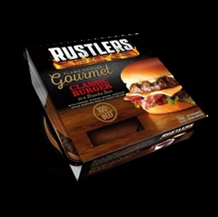 FREE Rustlers Gourmet Burger