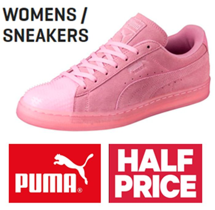 HALF PRICE Puma Women's Sneakers