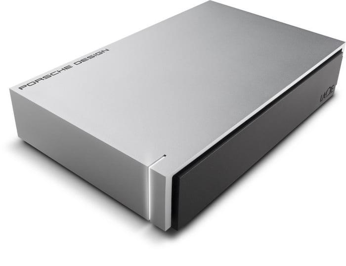 Lacie Porsche Design 4TB USB 3.0 Desktop Drive