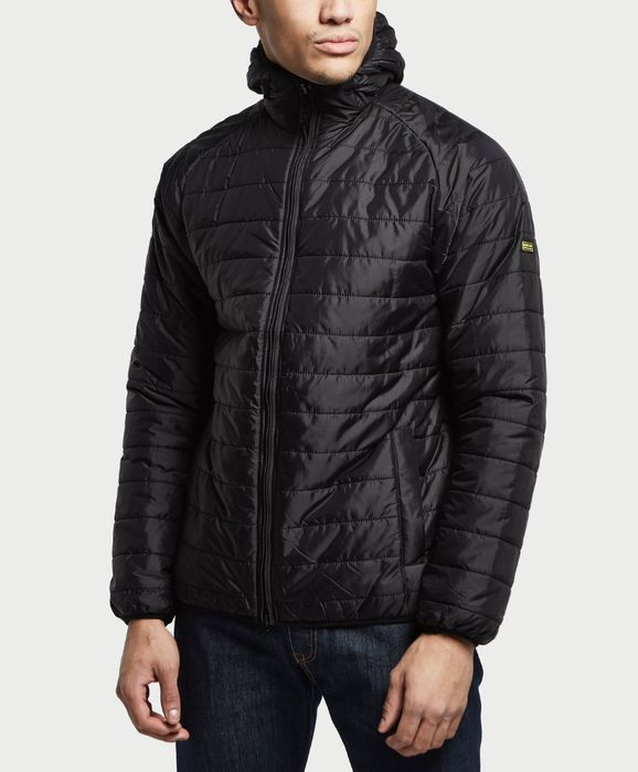 Barbour Quilted Padded Jacket