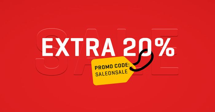 Additional 20% off All Sale Items at Puma Using Code