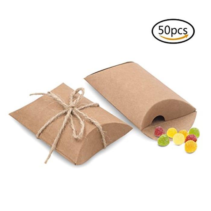 Bindex Gift Boxes 50 Pcs