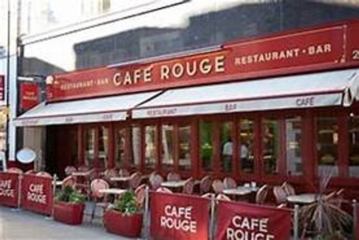 FREE Hot Drink from Cafe Rouge - No Purchase Needed