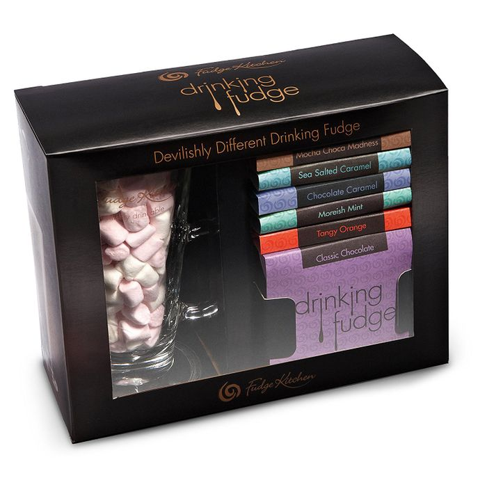 Fudge Kitchen - Drinking Fudge Gift Set