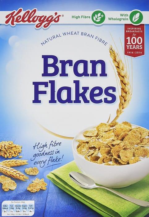 Kelloggs Bran Flakes 500g (Pack of 5) -Add on Item