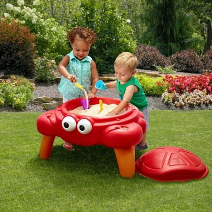 Crab Sand Table