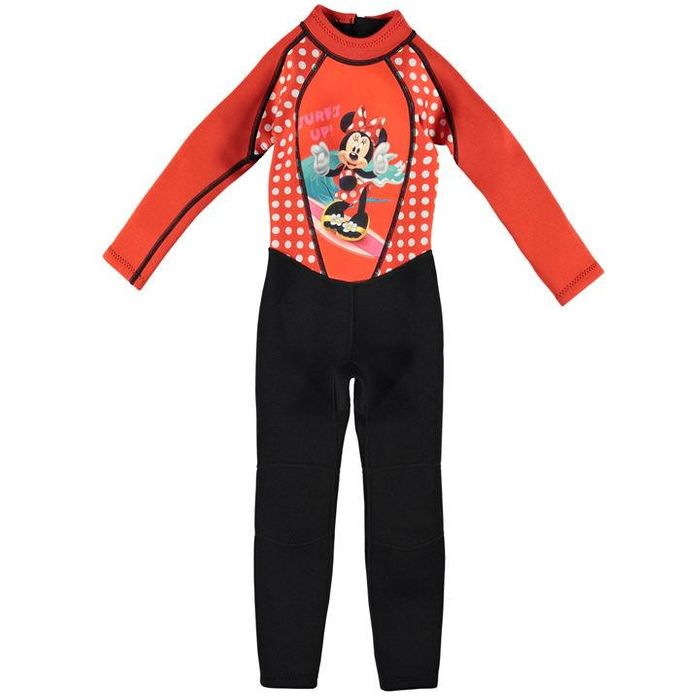 Minnie Mouse Wetsuit