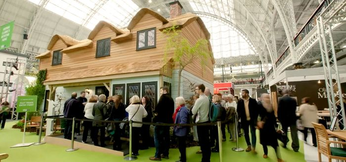 Free IDEAL HOME Exibition Tickets 17th March - 2nd April