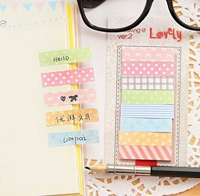 160 Adhesive Note/page Makers