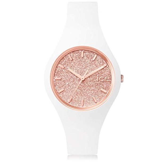 Ice-Watch - Rose Gold / Pink Glitter (Small) - save 66%