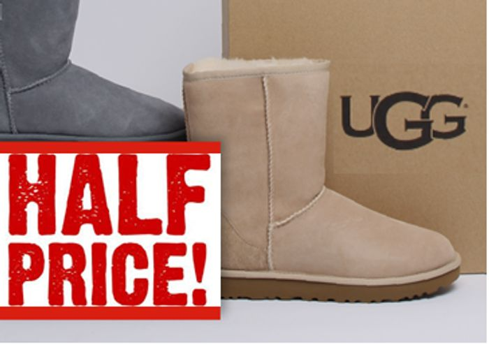 UGG Boots - HALF PRICE!