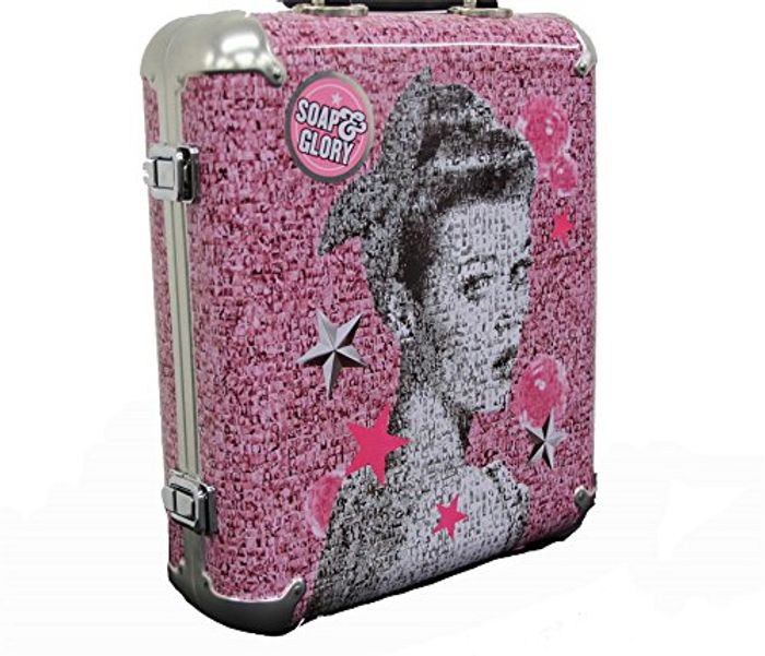 Soap and Glory Cosmetics Tin